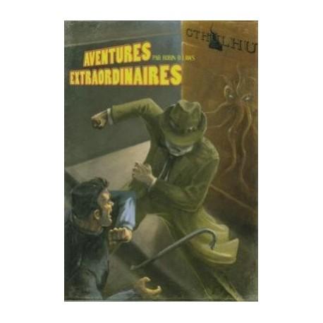 Cthulhu gumshoe - aventures extraordinaires