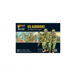bolt action - US airborne