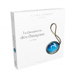 • Time Stories : La Prophétie des Dragons