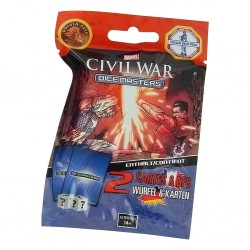 Dice masters - civil war booster