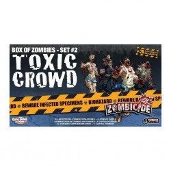 • Zombicide : Toxic Crowd