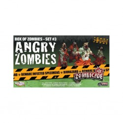 • Zombicide : Angry Zombies