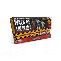 • Zombicide : Walk of the Dead 2