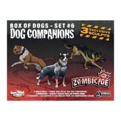 • Zombicide : Dog Companions