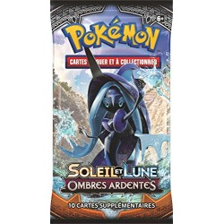 PK Soleil & lune ombres ardentes booster