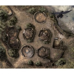 Tapis conan village
