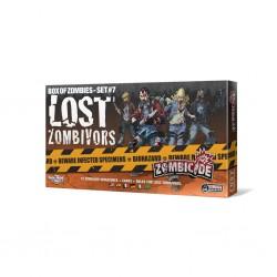 • Zombicide : Lost Zombivors