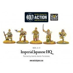 Bolt action imperial japanese HQ