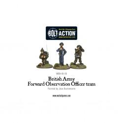Bolt action -British army FOO team