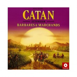 Catan barbares & marchands