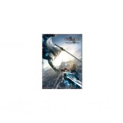 Protege Carte Final Fantasy - FF VII Sephiroth & Cloud