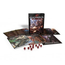 Shadowrun 5 - boite d initiation
