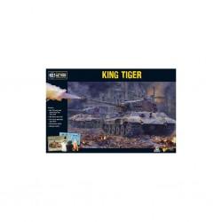 Bolt action - King Tiger (plastic box set)