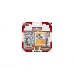 Pokémon SL04 Pack 3 boosters Invasion Carmin FR