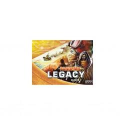 Pandemic - Legacy Jaune Saison 2
