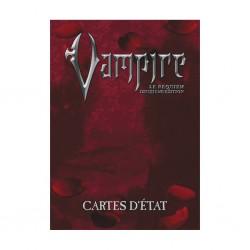Vampire le requiem 2 - cartes d'état