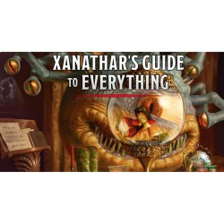 D&D next xanathar guide to everything -