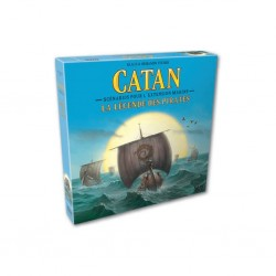 Catan - la légende des pirates