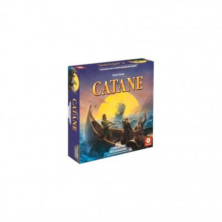 Catan pirates & découvreurs 3/4 joueurs