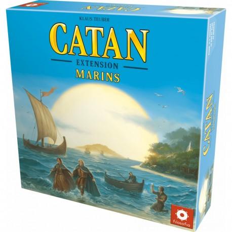 Catane - marins 3/4 joueurs