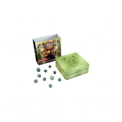 D&D Next Tomb of Annihilation dice set