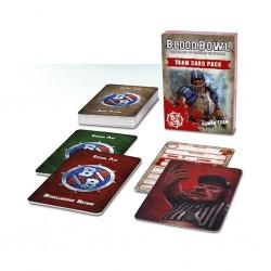 Bloodbowl - humains cartes