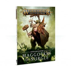 Maggotkin of Nurgle Battletome