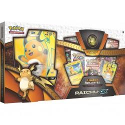 Coffret Pokémon Raichu GX SL3.5