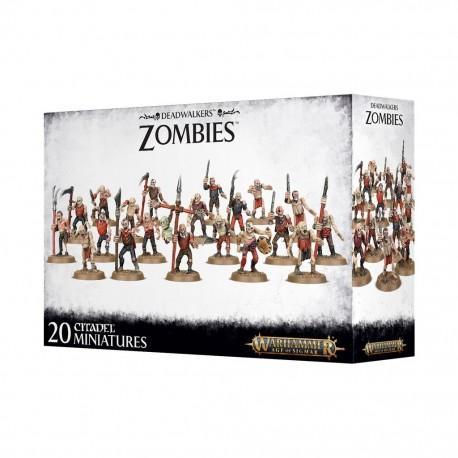 Deadwalkers - zombies