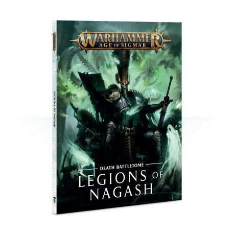Legions of nagash - battletome