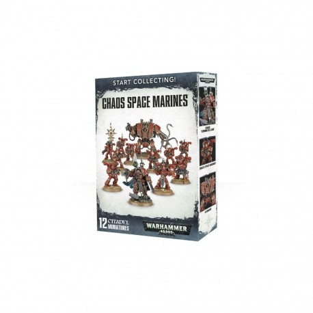 Start collecting ! chaos space marines