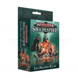 Warhammer shadespire - les haches elues