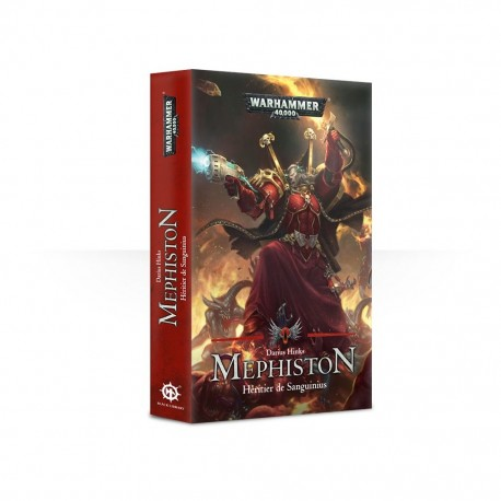 Mephiston - héritier de sanguinius