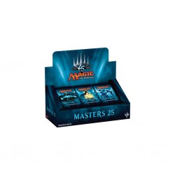 Magic Masters 25 Display