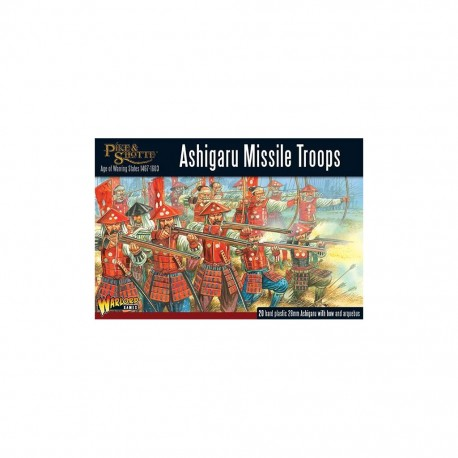 P&S - Ashigaru Missile troops