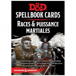 D&D 5 - Cartes sort Martial