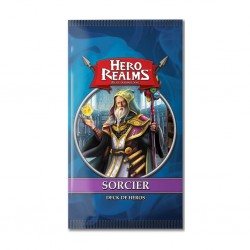 Hero Realms- Deck de Heros : Sorcier