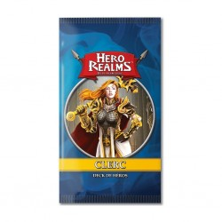 Hero Realms- Deck de Heros : Clerc