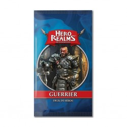 Hero Realms - Deck de Heros : Guerrier