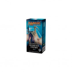 Challenger deck second sun control -