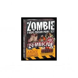 Zombicide - paints toxic prison