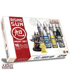 Rising Sun - Paint set