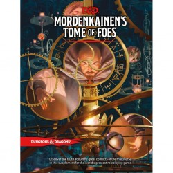 D&D next - Mordenkainen's tome of foes