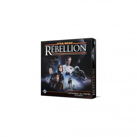SW rebellion - L avènement de l empire