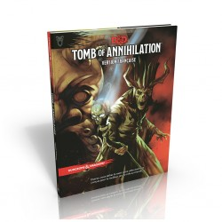 Donjons & dragon 5 - tomb of annihilation FR -