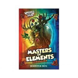 Vikings Gone Wild - Masters of Elements Booster