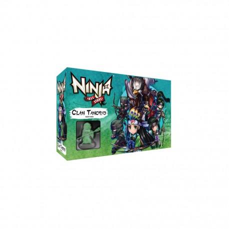 Ninja all-stars clan tanchyo