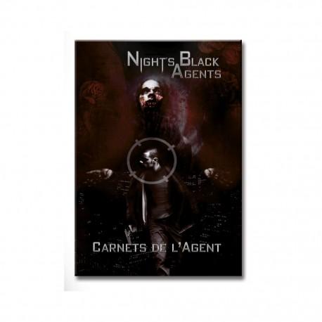 Night s black agents  carnet de l agent