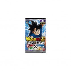 Dragon ball JCC - serie 3 booster FR