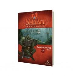 Shaan Supplement - 7 Carnets De Voyages T1